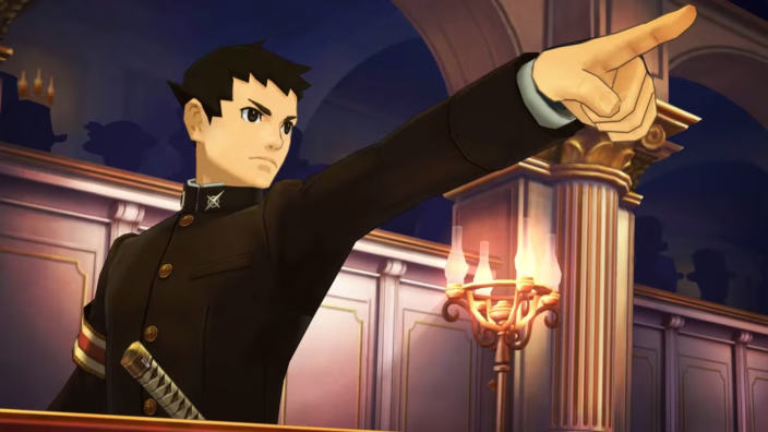 The Great Ace Attorney 2 - i trailer che celebrano il completamento