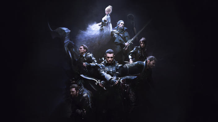 Stupendo artwork dedicato a Kingsglaive Final Fantasy XV