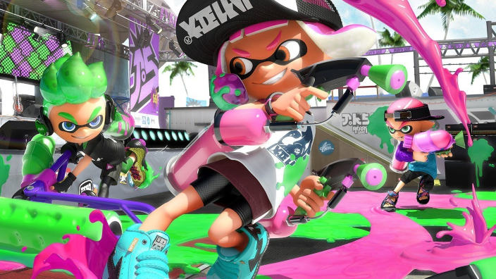 Splatoon 2 Switch - Analisi tecnica