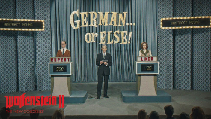 "Ecco il trailer ""Dillo in tedesco, altrimenti...!"" di Wolfenstein II The New Colossus"
