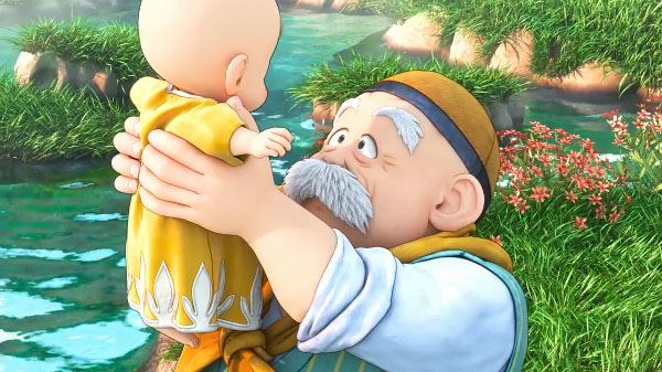 Video del prologo e temi gratuiti per Dragon Quest XI