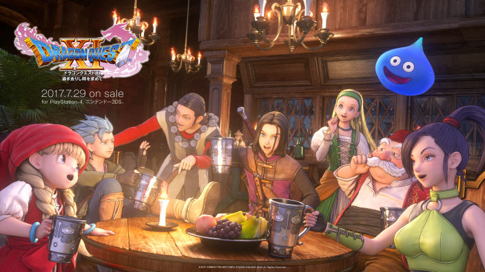 Una valanga di nuovi screenshot per Dragon Quest XI
