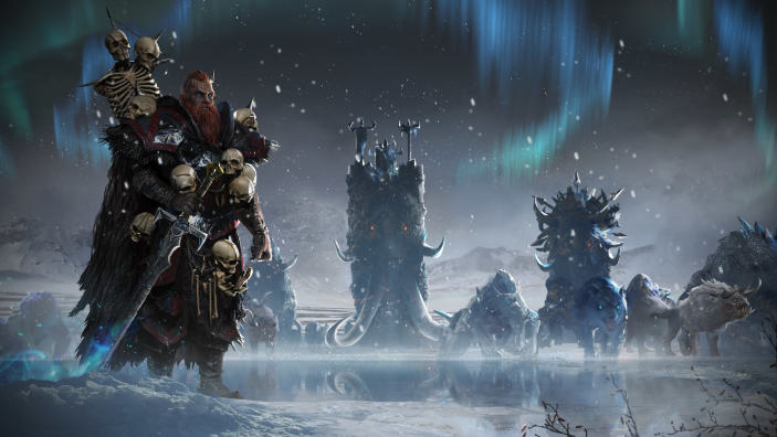 Annunciato il Norsca Race Pack per Total War Warhammer
