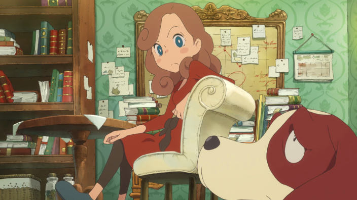 Layton's Mystery Journey: Katrielle  e il complotto dei milionari uscirà in occidente su 3DS