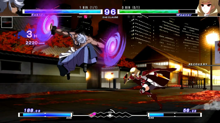 Under Night In-Birth Exe:Late[st] - Uscirà in Europa