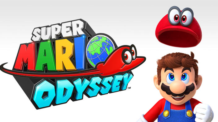 Super Mario Odyssey - Deep Woods Gameplay Demo