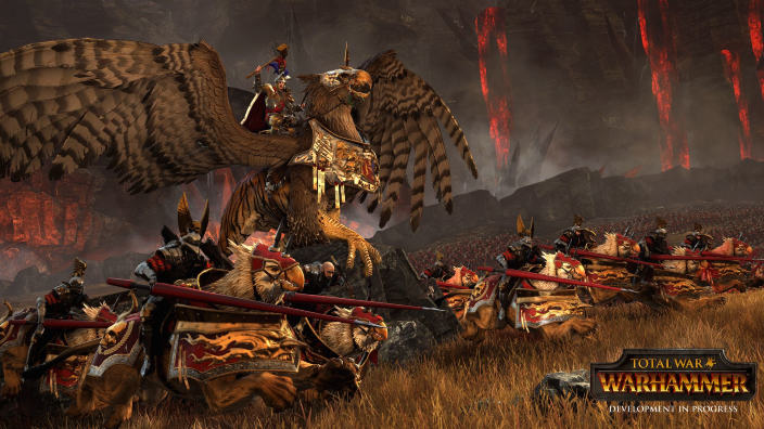 Creative Assembly compie 30 anni, nuovo DLC per Total War Warhammer