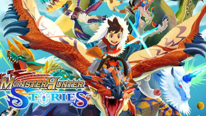 Trailer ufficiale in inglese per Monster Hunter Stories
