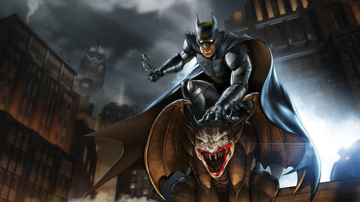 Un trailer di lancio per Batman The Enemy Within