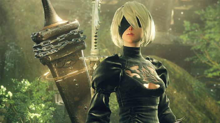 NieR: Automata e Final Fantasy XIV Stormblood trainano Square Enix