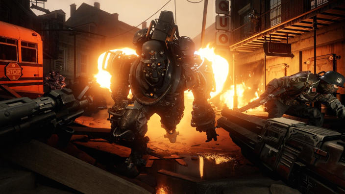 Un nuovo video per Wolfenstein II The New Colossus