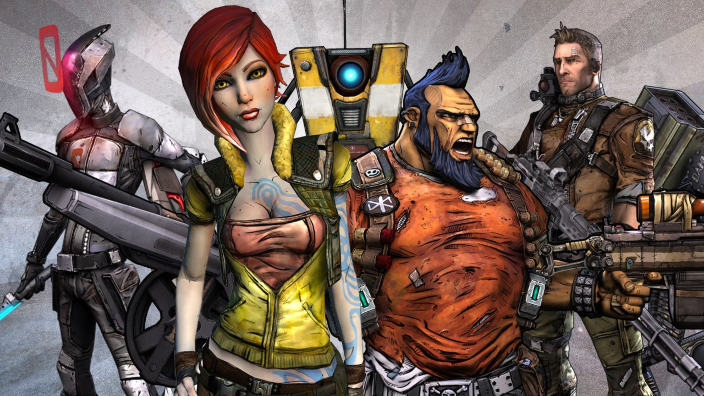 Mostrata una tech demo per Borderlands 3