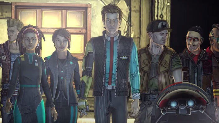 Tales from the Borderlands non avrà mai un sequel