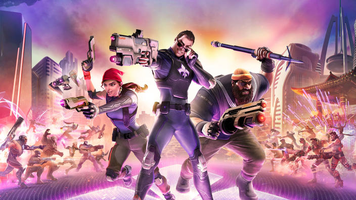 Agents of Mayhem si prepara al debutto