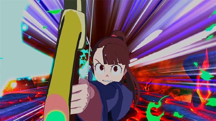 Little Witch Academia: Chamber of Time, primo video di gameplay