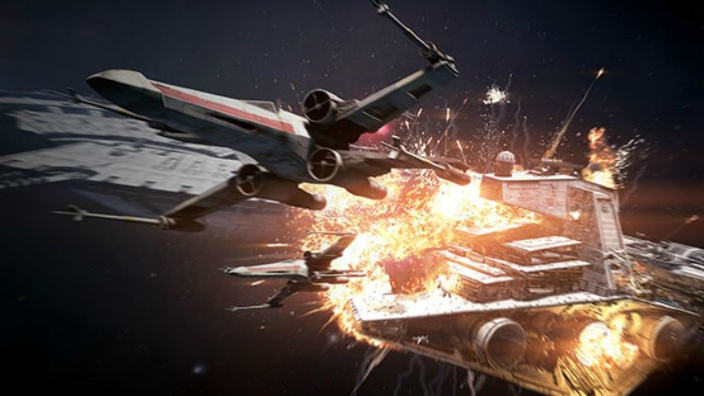 Star Wars Battlefront II presenta la modalità Starfighter Assault con un trailer