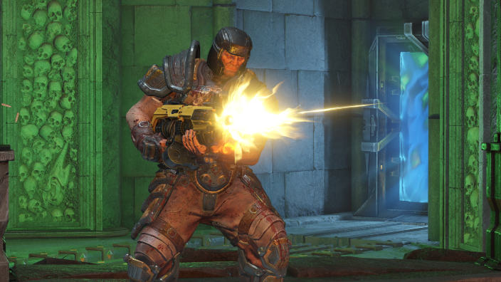 Quake Champions è disponibile su Steam in Accesso Anticipato