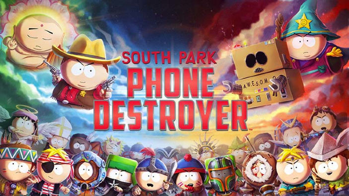 South Park sbarca sui vostri cellulari con Phone Destroyer