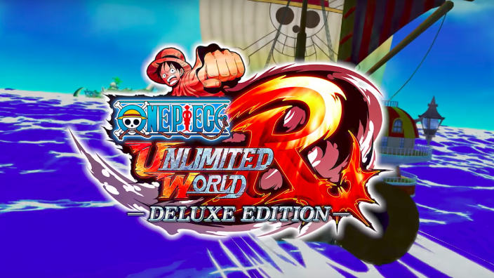 One Piece Unlimited World Red Deluxe Edition è disponibile in formato digitale per PS4 e PC