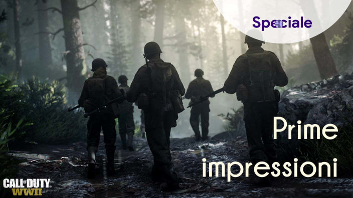 <b>Call of Duty WW II</b> prime impressioni sulla beta