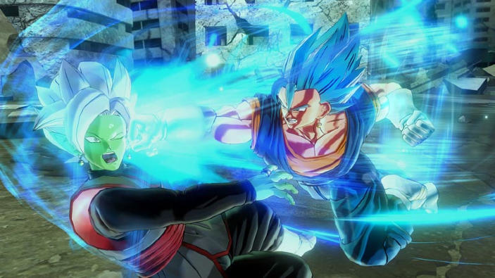 Dragon Ball Xenoverse 2, un simpatico trailer per l'edizione Switch