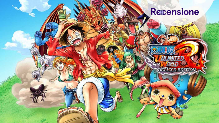 <strong>One Piece: Unlimited World Red - Deluxe Edition</strong> - Recensione