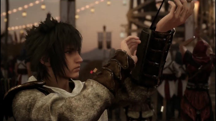 Final Fantasy 15 e Assasin's creed collaborano