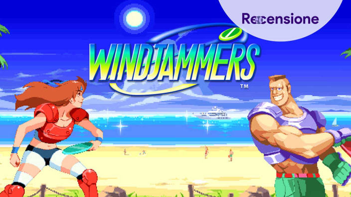 <strong>Windjammers</strong> - Recensione
