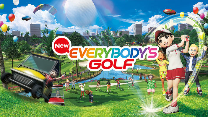 Classifica hardware e software in Giappone (3/9/2017), Everybody's Golf, Nights of Azure 2
