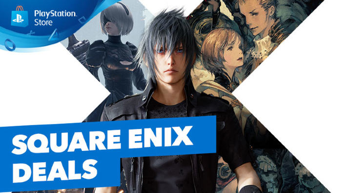 NieR Automata, Final Fantasy XV ed altri in offerta sul PlayStation Store