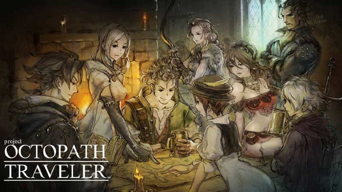 Square Enix presenta Project Octopath Traveler in esclusiva Nintendo Switch