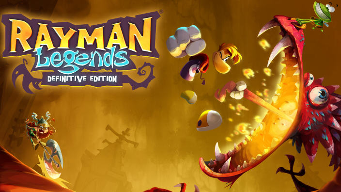 Rayman Legends Definitive Edition ecco come gira su Switch