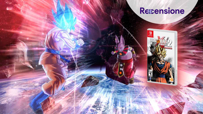 <strong>Dragon Ball Xenoverse 2 per Nintendo Switch</strong> - Recensione
