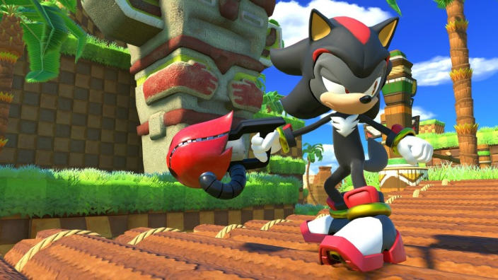 Annunciato Episode Shadow, il DLC per Sonic Forces