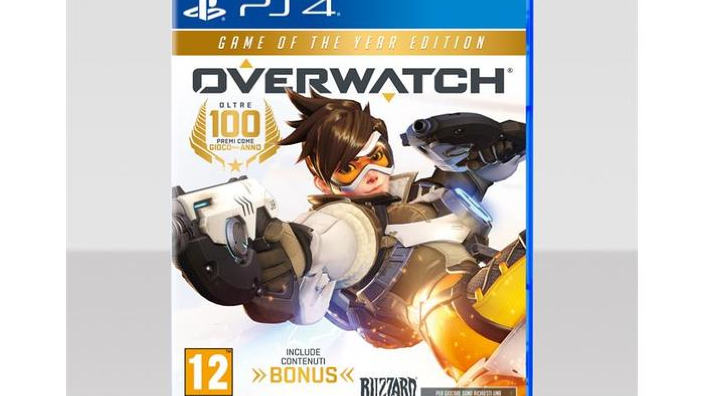 Overwatch in offerta sul Playstation Store