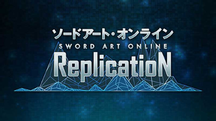 Annunciato Sword Art Online: Replication Project VR