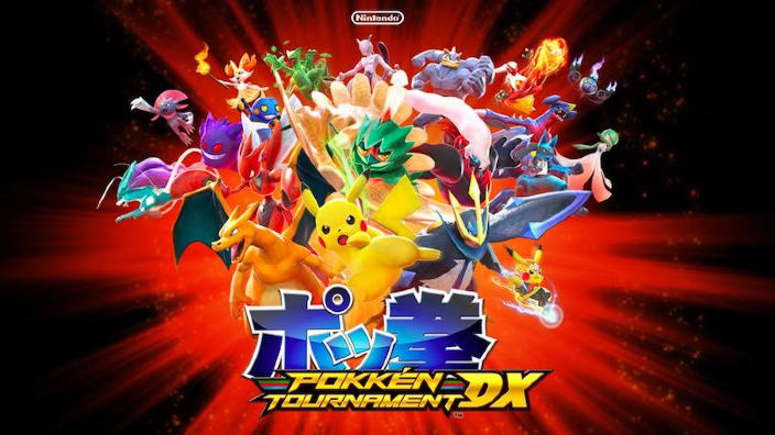 Trailer di lancio per Pokkén Tournament DX