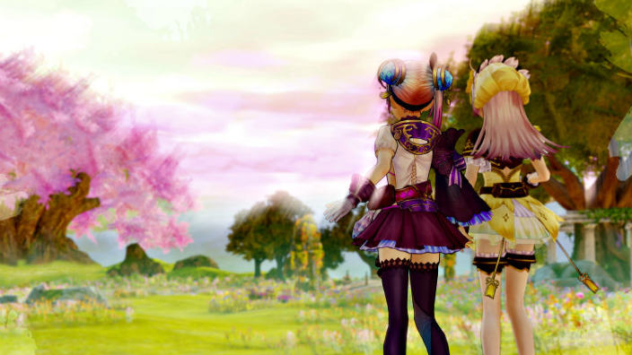 Atelier Lydie & Suelle The Alchemist and the Mysterious Painter confermato in occidente