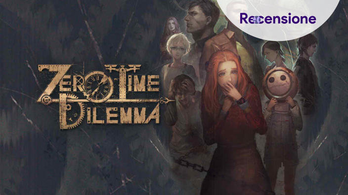 <strong>Zero Time Dilemma per PlayStation 4</strong> - Recensione