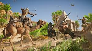 Assassin's Creed Origins: rivelati requisiti minimi e... gattini!