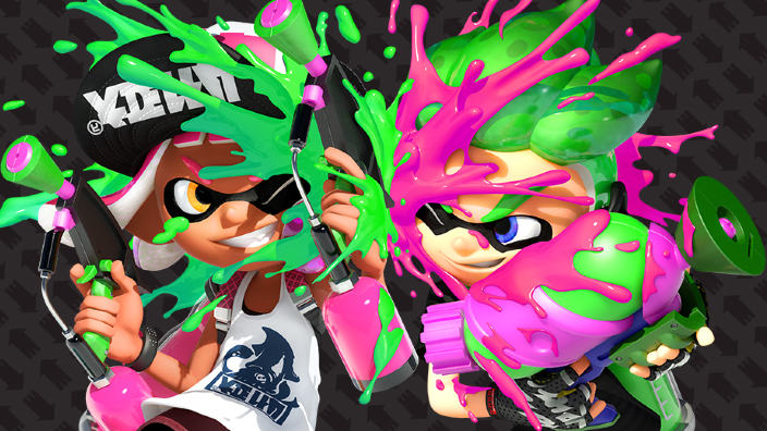 Bilanciamenti in vista per Splatoon 2