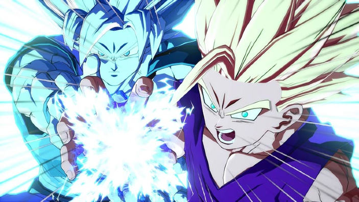Dragon Ball FighterZ, ecco il trailer incentrato su Gohan Super Saiyan 2