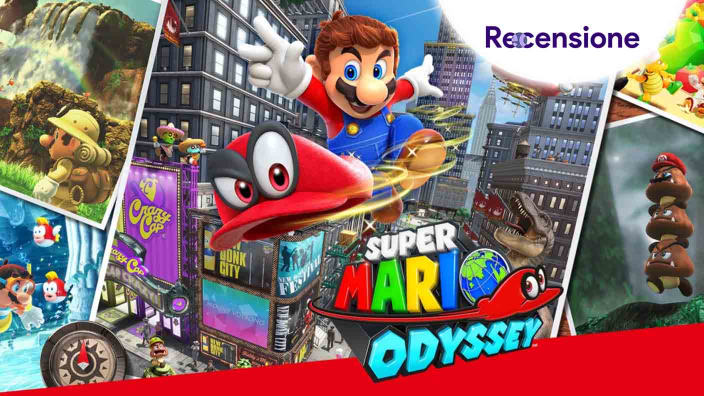 <strong>Super Mario Odyssey</strong> - Recensione