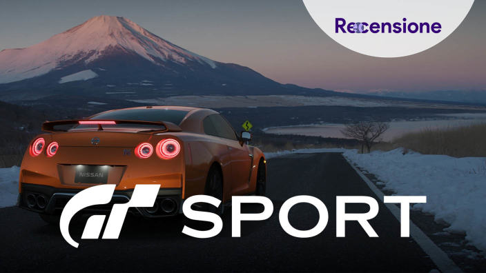 <strong>Gran Turismo Sport</strong> - Recensione