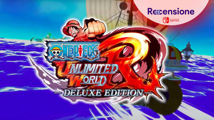 <strong>One Piece Unlimited World Red Deluxe Edition</strong> - Recensione Nintendo Switch