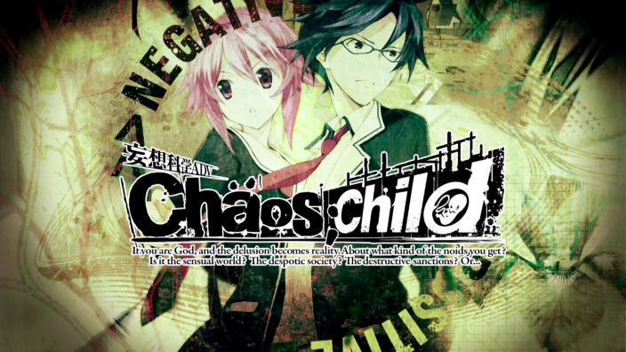 <strong>Chaos;Child</strong> - Recensione