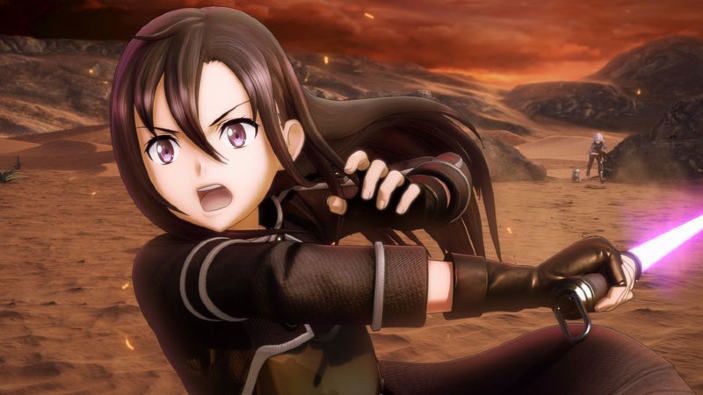 Sword Art Online: Fatal Bullet, annunciata la data d'uscita e Collector's Edition