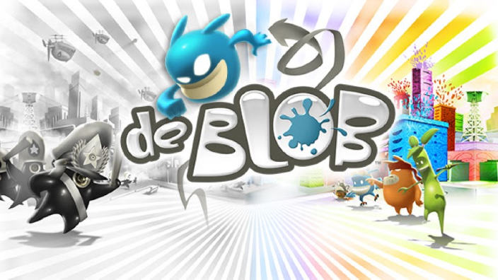 Il puzzle game de Blob arriva su PlayStation 4 e Xbox One