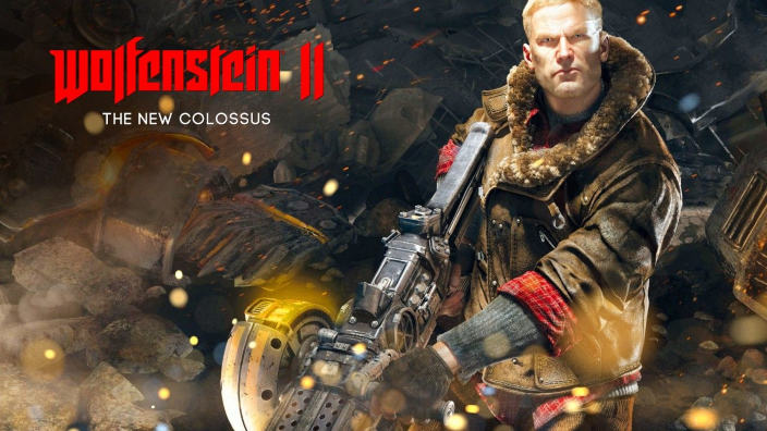 Wolfenstein II: The New Colossus disponibile da oggi