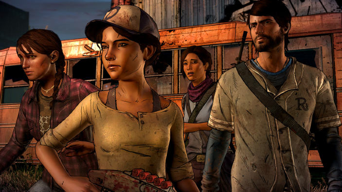 Telltale annuncia la The Walking Dead Collection